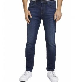Jeans1027229 azul oscuro denim