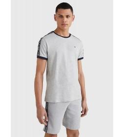 Camiseta RN SS gris