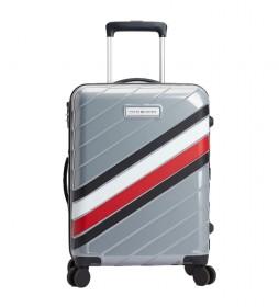 Maleta Corporate Case 20 gris -53x40x20cm-