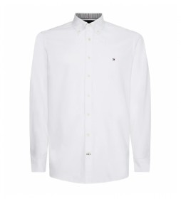 Camisa Slim 1985 Solid blanco