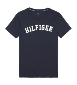 Camiseta SS Logo marino
