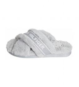 Zapatillas Furry gris