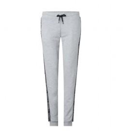 Pantalón Jogger Logo gris