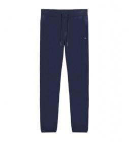 Pantalones Track LWK marino