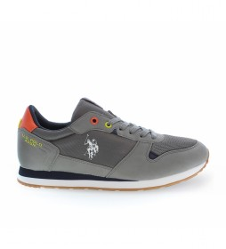 Zapatillas Willy gris
