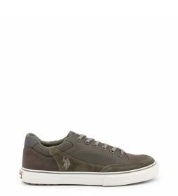 Sneakers Comet green