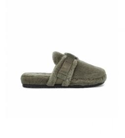 Zapatillas de casa Fluff If gris