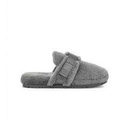 Zapatillas de casa Fluff It gris