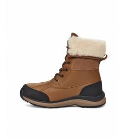 Botas De piel Adirondack Boot III marrón