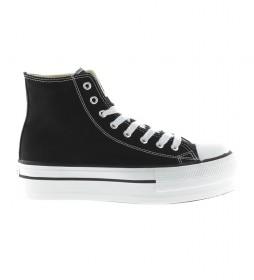 Zapatillas 1061101 negro