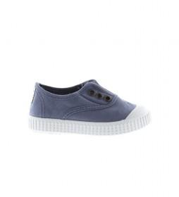 Zapatillas 106627 azul