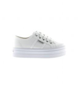 Zapatillas Barcelona blanco
