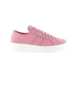 Zapatillas Utopía Lona rosa