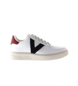 Zapatillas Siempre blanco, marino
