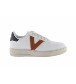 Zapatillas Siempre Sneakers Contraste blanco