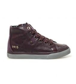Zapatillas Granizado morado