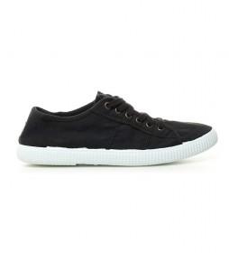 Zapatillas clásicas negro