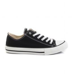 Zapatillas Tribu Basket negro