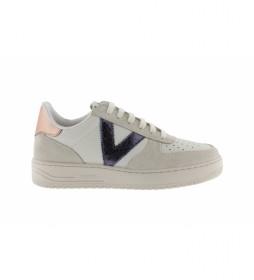 Zapatillas Siempre blanco, azul