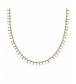 Collar Rosanna Zanetti mini colgantes oro 18Ktes