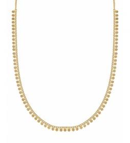 Collar Favoritos de Maria G. De Jaime círculos oro 18Ktes