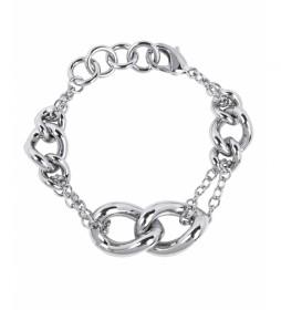 Pulsera Chains plata