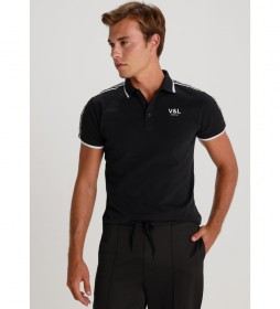 Polo Tapes  Sport & Play negro