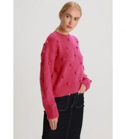 Jersey Especial Punto Ruso rosa