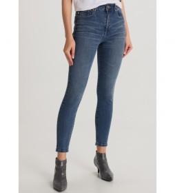 Jeans Caja Alta azul