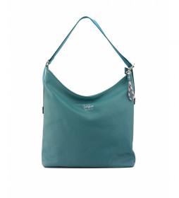Bolso mochila BMVO00916AZ  azul -35x37x32cm-