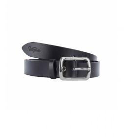 Cinturón de piel CIVO30100NE negro