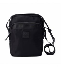 Bolso bandolera 086616 negro -24x18x7cm-