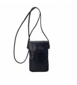 Bolso 086568 negro -17 x 10 x 1 cm-