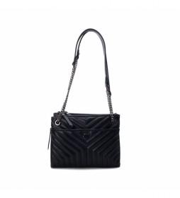 Bolso 086575 negro -15 x 24 x 9 cm-