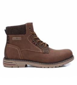 Botines 043155 marrón