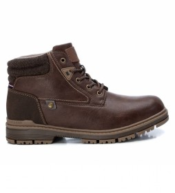 Botines 043157 marrón