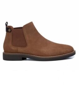 Botines 043176 marrón