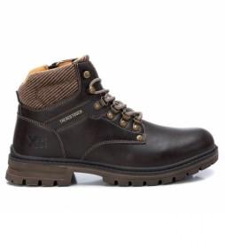 Botines 043412 marrón