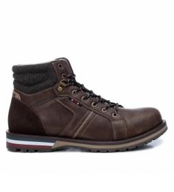 Botines 044182 marrón