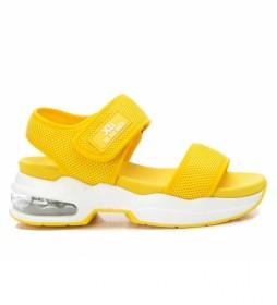Sandalias 042753 amarillo -Altura del tacón: 5cm-