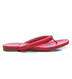 Sandalias 042819 rojo