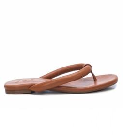 Sandalias 042819 marrón