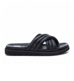 Sandalias 042824 negro