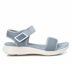 Sandalias 049828 azul