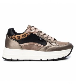 Zapatillas 04312701 bronce
