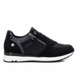 Zapatillas 077718 negro