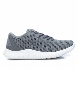 Zapatillas 35691 gris