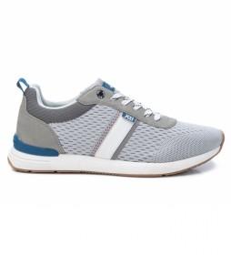 Zapatillas 042690 gris
