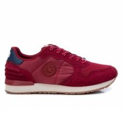 Zapatillas 043110 rojo