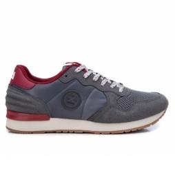 Zapatillas 043110 gris